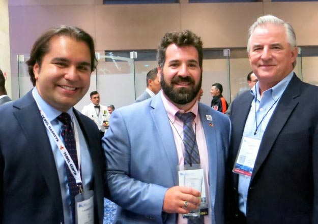 INA PAACE Automechanika Mexico City 2019 - OAC Networking Reception