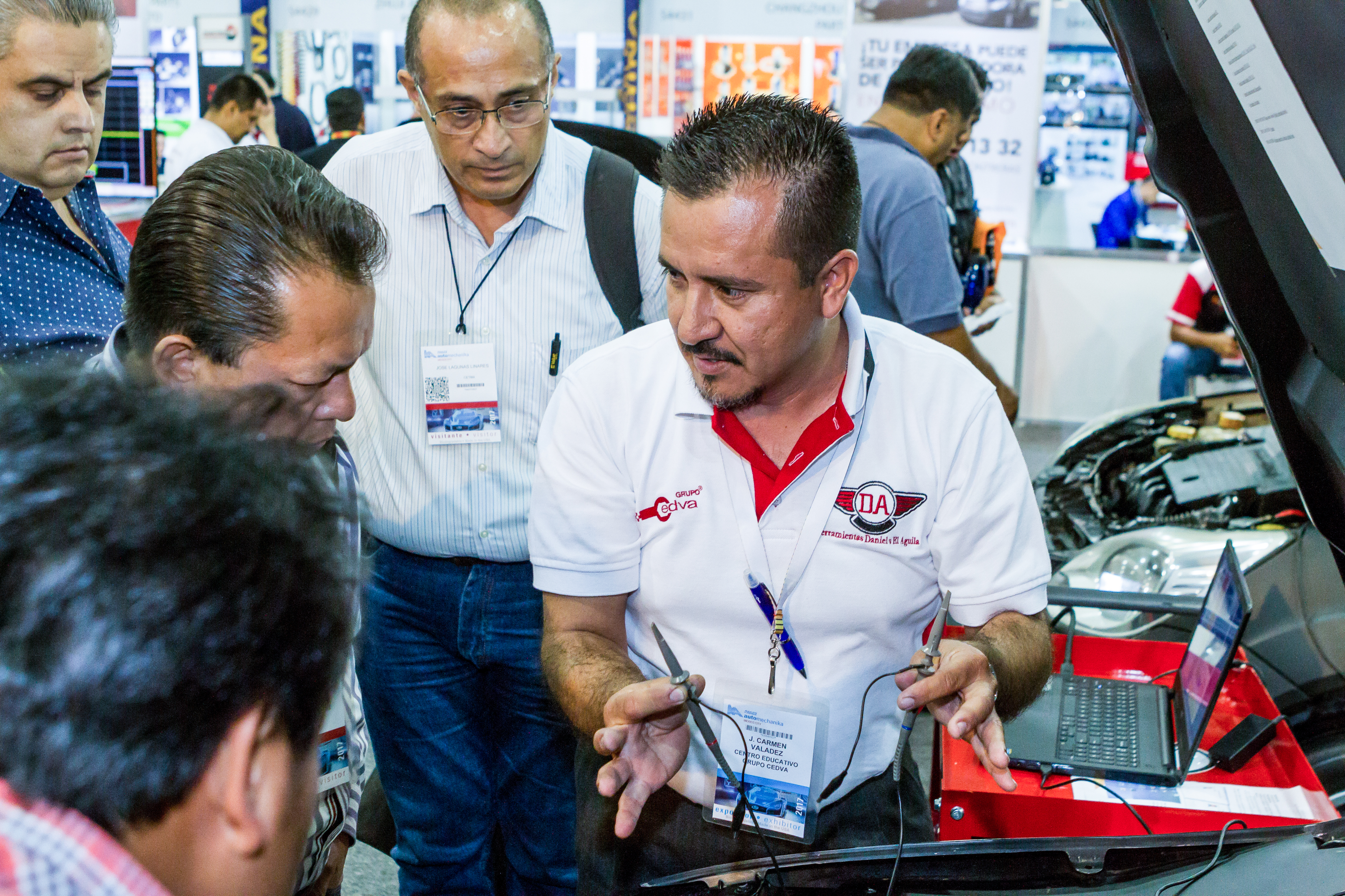 INA PAACE Automechanika Mexico City 2019 - Mexico Technology Summit