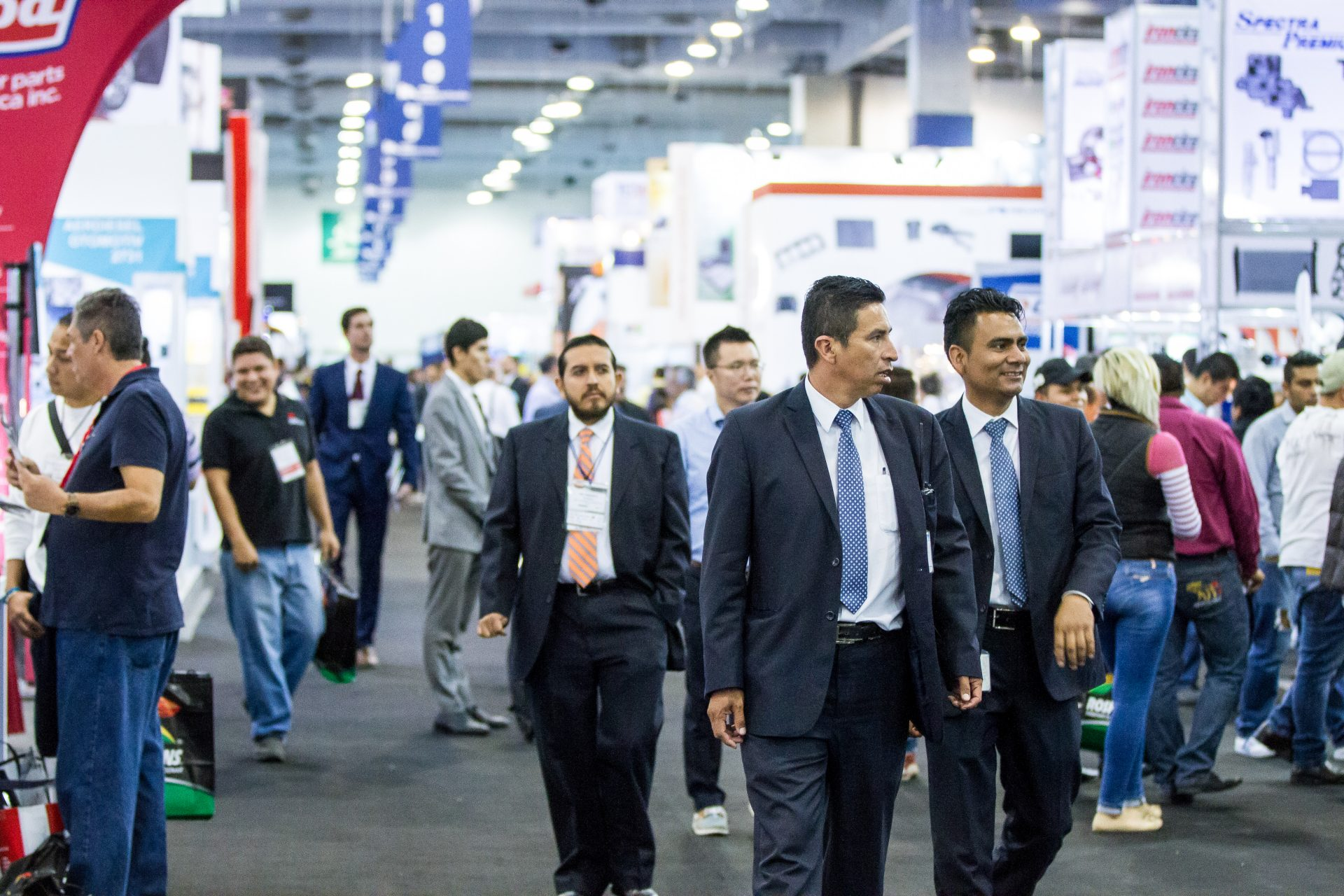INA PAACE Automechanika Mexico City 2020 - Exhibitor Information