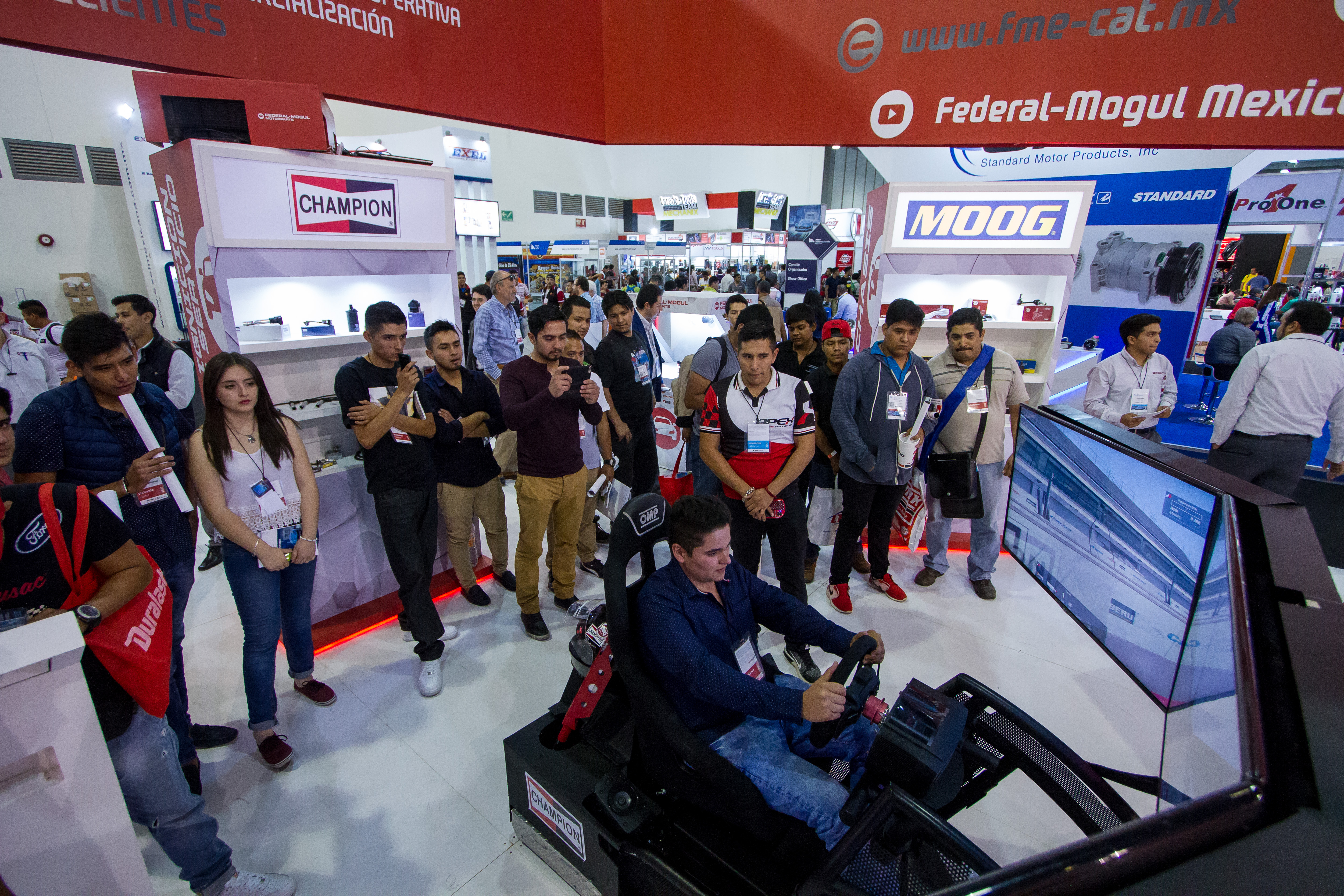 INA PAACE Automechanika Mexico City 2020 - Sponsorships