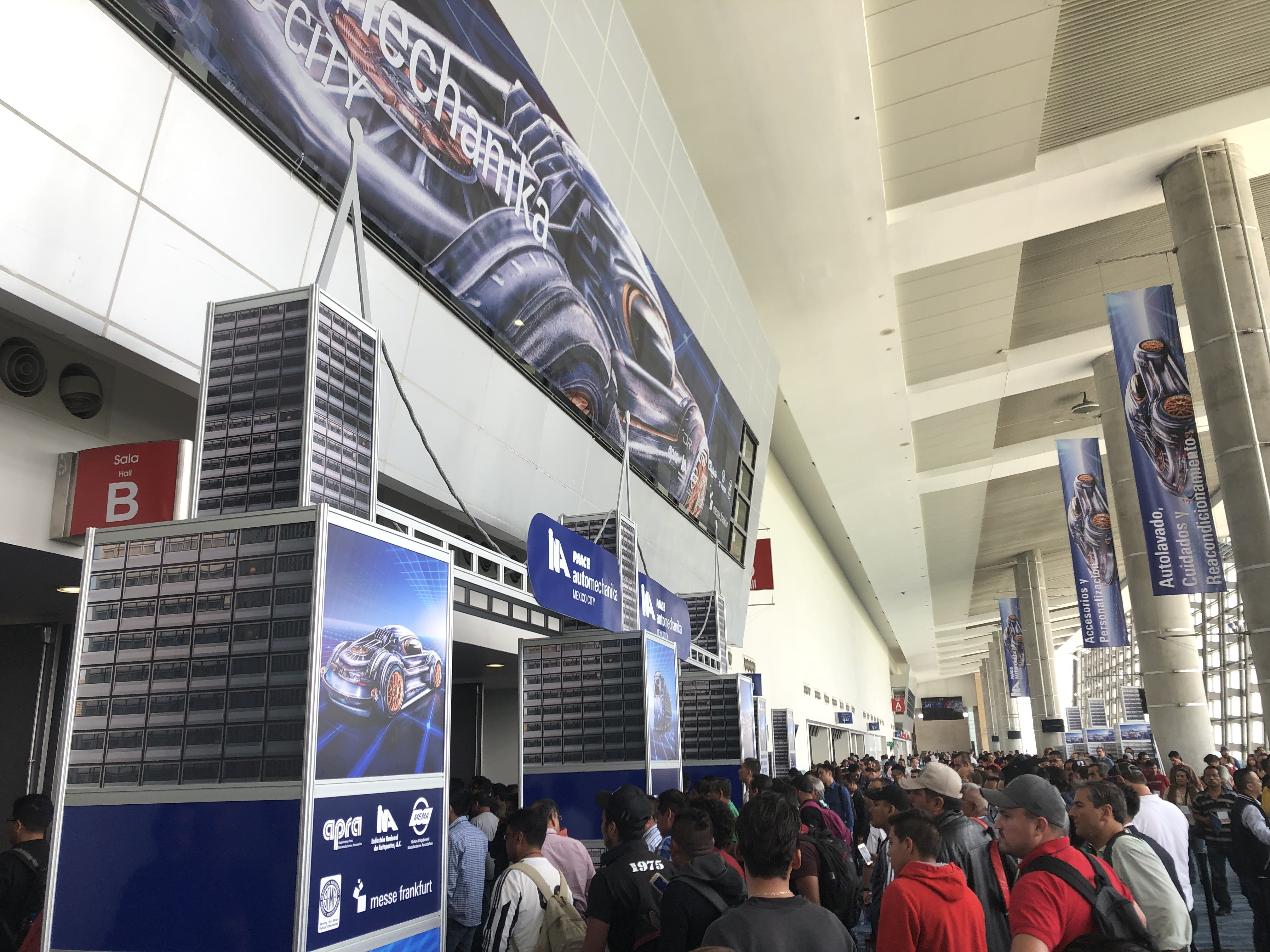INA PAACE Automechanika Mexico City 2020 - Planning and Preparation